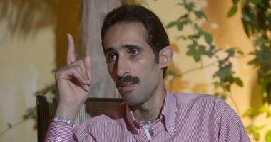 الكاتب الصحفى والإعلامى مجدى الجلاد