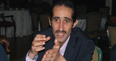 """""""المصرى اليوم"""" تعلن استقالة مجدى الجلاد رسمياً من رئاسة التحرير  S720117164527"""
