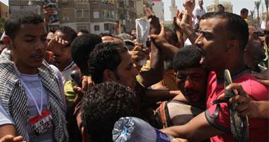 مظاهرات ميدان الأربعين بالسويس