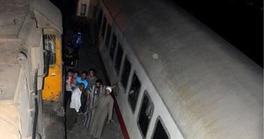 """بالفيديو.. """"اليوم السابع مباشر"""" يرصد شهادات حول حادث قطار البدرشين"""