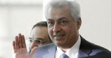 وزير النفط العراقي عبد الكريم لعيبى