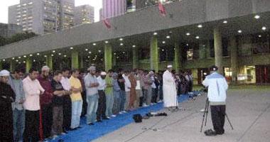 المسلمون فى كندا - أرشيفية