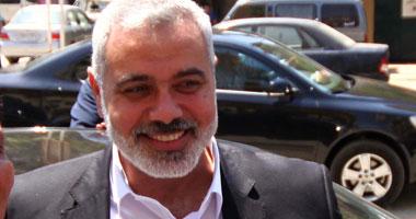 رئيس حكومة غزة إسماعيل هنية