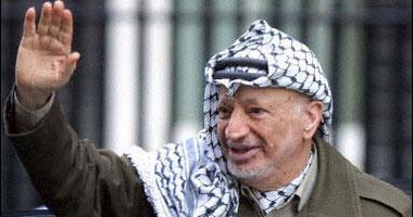 ياسر عرفات الرئيس الفلسطينى الراحل