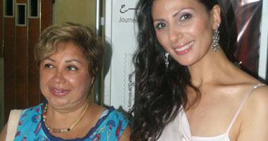 كريمة عوض: سعيدة باختيارى كمصرية لإدارة ندوة للسينما التركية