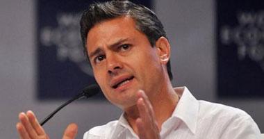 إنريكى بينيا نييتو رئيس المكسيك