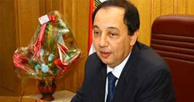 محمد النشار وزير التعليم العالى