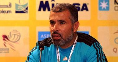 """محمد اللقانى """"مدربا"""" لمنتخب الطائرة الأول S720131152442"""
