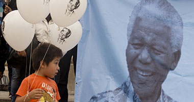 """القارة السمراء تحتفل بعيد ميلاد """"مانديلا"""" الـ 95"""