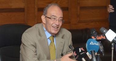 الدكتور أحمد البرعى وزير التأمينات والضمان الاجتماعى