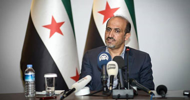 رئيس الائتلاف السورى المعارض أحمد الجربا