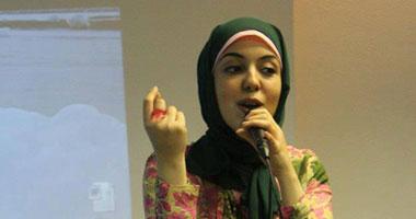 خبيرة التطوير الذاتى والاجتماعى هبة سامى
