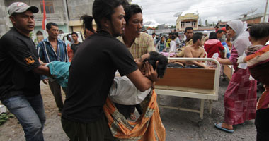 ضحايا زلزال- أرشيفية
