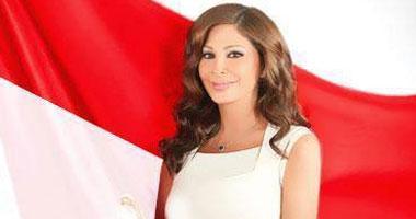 شوفوا اليسا بتقول ايه على الرئيس مرسى S720134115
