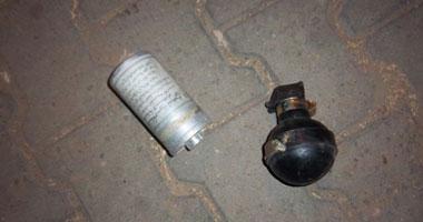 القبض على 9 عناصر إخوانية وضبط قنابل بمنزل هارب