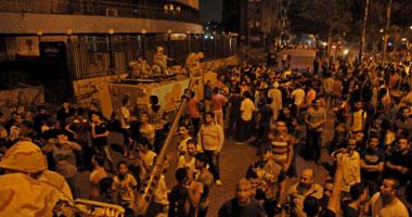 متظاهرو ماسبيرو يتجهون بمسيرة لعبد