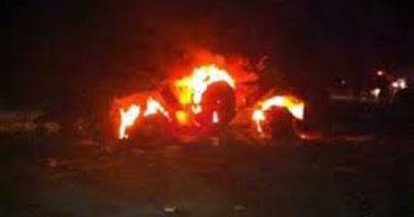 ننشر بالأسماء.. 12 جنديا مصابا فى انفجار مديرية أمن الدقهلية