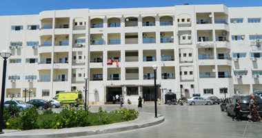 مستشفى العريش يستقبل جثة شخص و4 مصابين فى حوادث متفرقة بشمال سيناء
