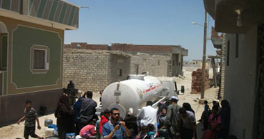 مياه الجيزة: أسطول سيارات لمواجهة أعطال الانقطاع خلال عيد الفطر