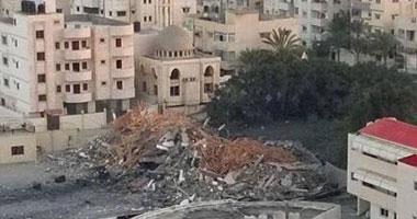 غارات إسرائيلية على موقعين داخل قطاع غزة