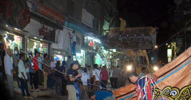 رفع وإزالة 1123 حالة إشغال طريق فى حملة مكبرة بالبحيرة