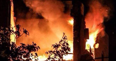 انفجار عبوة ناسفة بجوار مبنى اتحاد العمال ببورسعيد