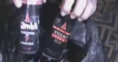 سوريون يتداولون فيديو لمقر أمير داعش بدمشق تظهر فيه خمور وأفلام جنسية