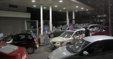 الحكومة: لا زيادة فى أسعار الوقود.. وضخ 29 مليون لتر بنزين يوميًا
