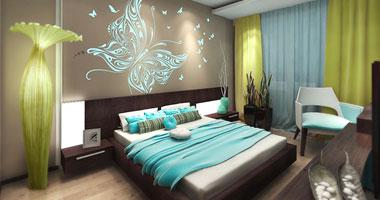 بالصور.. 10 أفكار لديكور غرف النوم.. تصميمات مبتكرة للأسرّة