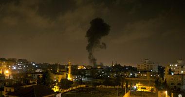 طائرات إسرائيلية تشن غارات على قطاع بغزة