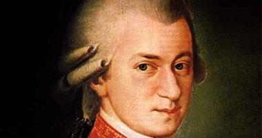 الموسيقار العالمى موتسارت