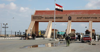 آلاف مصرى يعودون ليبيا منفذ