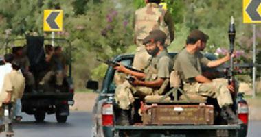 مقتل 6 من الشرطة الباكستانية فى هجوم مسلح على مستشار لرئيس الوزراء