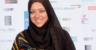 إيثار الكتاتنى: حجابى لم يمنعنى من الفوز بجائزة CNN