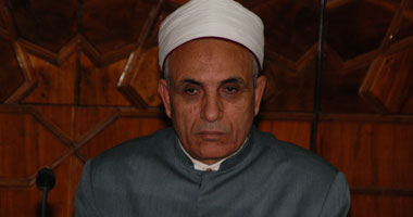 الشيخ على عبد الباقى الأمين العام لمجمع البحوث الإسلامية