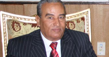 اللواء مصطفى السيد محافظ أسوان