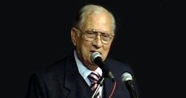 ذكرى وفاته الـ8.. فيديو نادر لعمر الحريرى يتحدث عن ذكرياته مع يوسف وهبى
