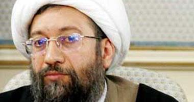 صادق لاريجانى يأمر بعقوبات مشددة ضد كل من يلحق أضرارا بالمبانى العامة بإيران