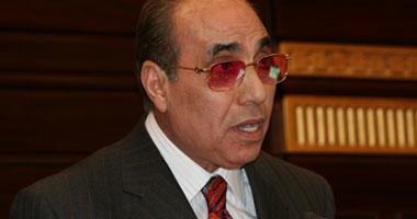 الدكتور أحمد ضياء الدين محافظ المنيا