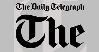 صحيفة الديلى تليجراف البريطانية