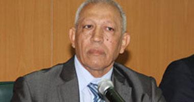 رئيس هيئة النيابة الإدارية: مبارك