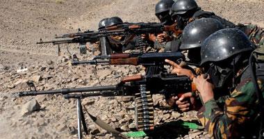 الجيش اليمنى يسيطر على قمة جبل حام