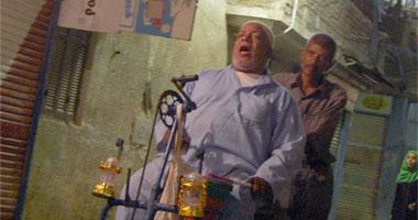 ناس فى القلب // عم أحمد مسحراتى على كرسى متحرك: «أنا مابشحتش من الناس لكن باشحت من الله S8201025175119