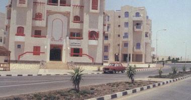 مدينة المنيا الجديدة: انتهاء تنفيذ 70% من 7300 شقة بالإسكان الاجتماعى