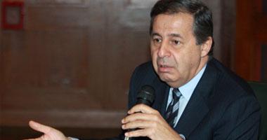 وزير الصناعة والتجارة رشيد محمد رشيد
