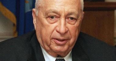 وزير الأمن الإسرائيلى يأمر بالتحقيق فى نشر مدرسة تهنئة بوفاة شارون