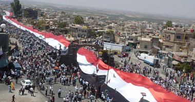 القوات السورية تبدأ فى الخروج من دير الزور s82011111314.jpg