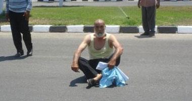 فريد خميس السائق الذي صفعه