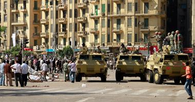 """محاكمة """"مبارك"""" غدا حديث المارة بميدان التحرير S820111162057"""