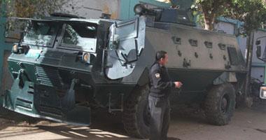 مدرعة شرطة بالمحلة تردد مكبر s8201114154922.jpg
